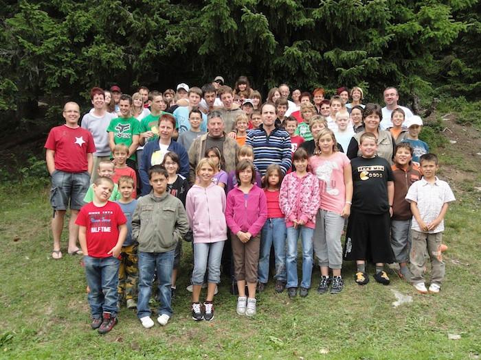 Camp musical, Bettmeralp 2010