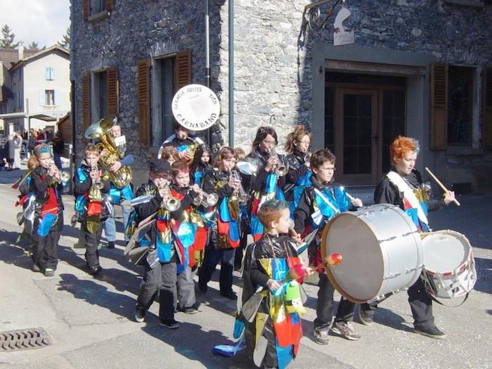 Carnaval 2009, La Muscadine