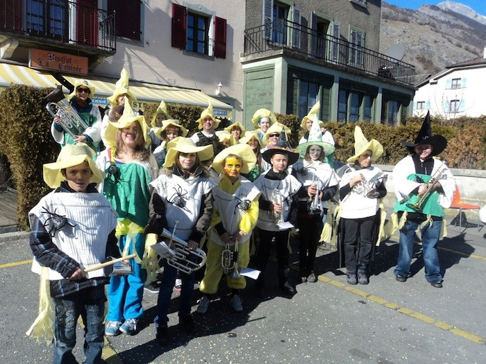 Carnaval 2012, La Muscadine