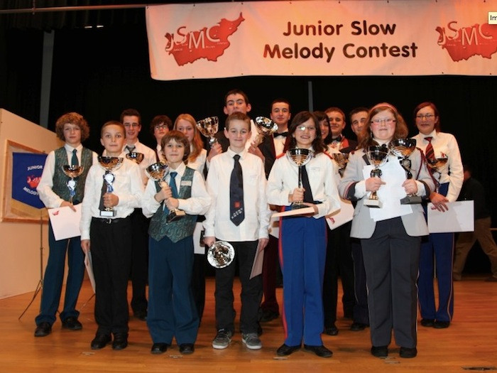 Junior Slow Melody Contest 2012